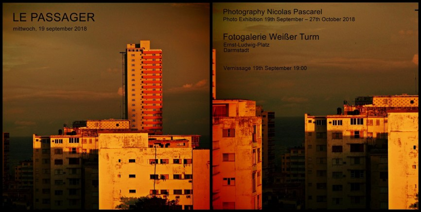 Invitation Le Passager _ Nicolas Pascarel_recto-verso