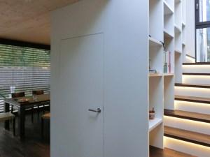 Innenansicht des einfamilienhaus B in wien - Paschinger Architekten