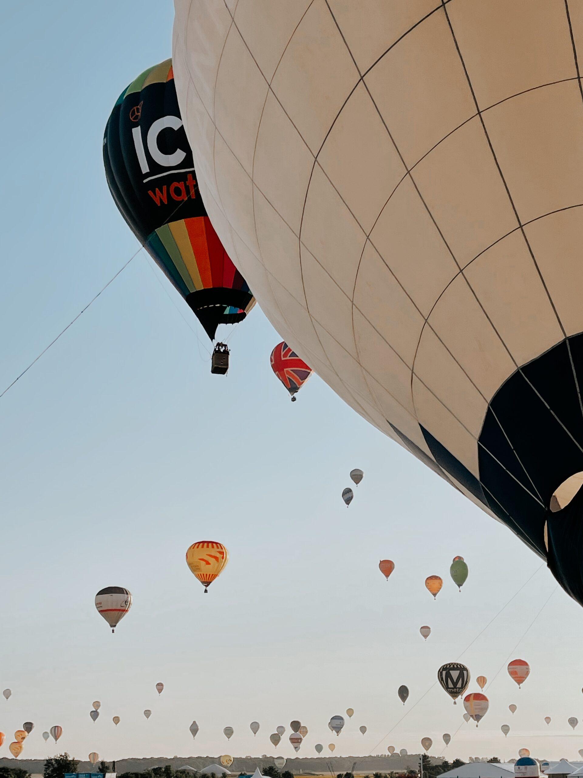 Grand est mondial air ballons