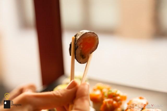 Kaori Sushi Galego