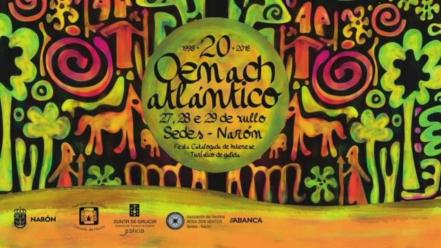Oenach Atlántico programa