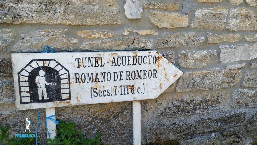 Cartel tunel romano