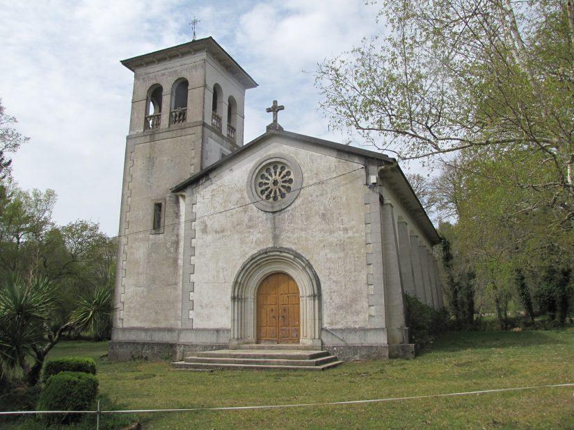 Iglesia de Pardiñas