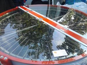 синхронно напівповоротна медогонка АВВ 100 Бджолярський Круг 2016
