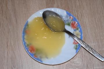 акациевый мед севшый