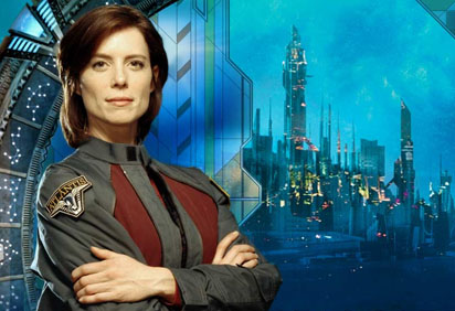 Torri Higginson as Elizabeth Weir
