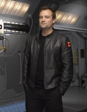 David Hewlett as Rodney McKay