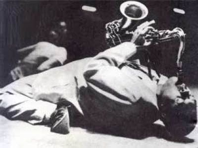 Big Jay McNeely-There Is Something On Your Mind
