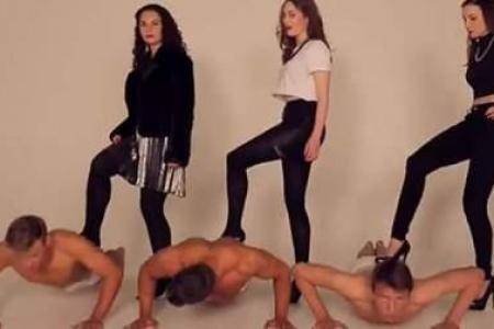 Robin Thicke - Blurred Lines - A feminist parody