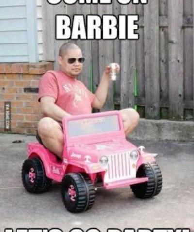 Come on Barbie - Lets go party