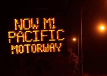 F3 freeway renamed M1 Pacific Motorway