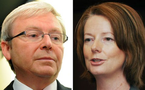 Kevin Rudd Gets Revenge On Julia Gillard