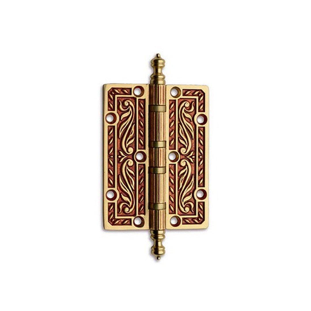 Cerniera grande in oro francese Queen Classique