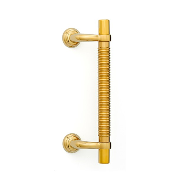 Pull handle pvd royal righe classique