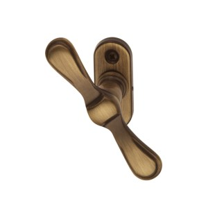 Window handle yester bronze brass diandra classique