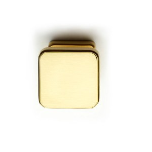 Pomolo in ottone Corolla Classique