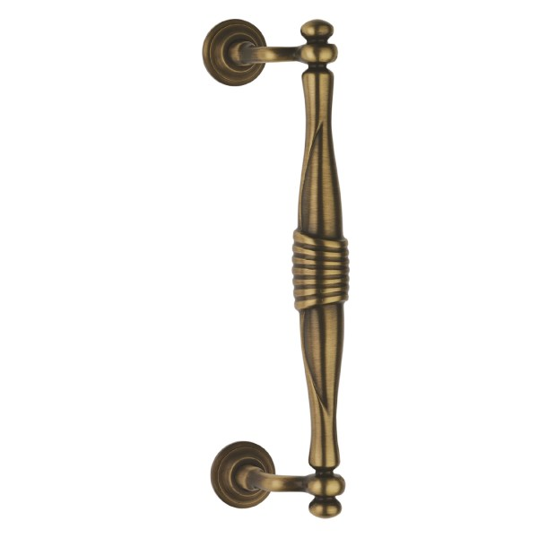 Pull handle bronze brass Pireo Medio Classique