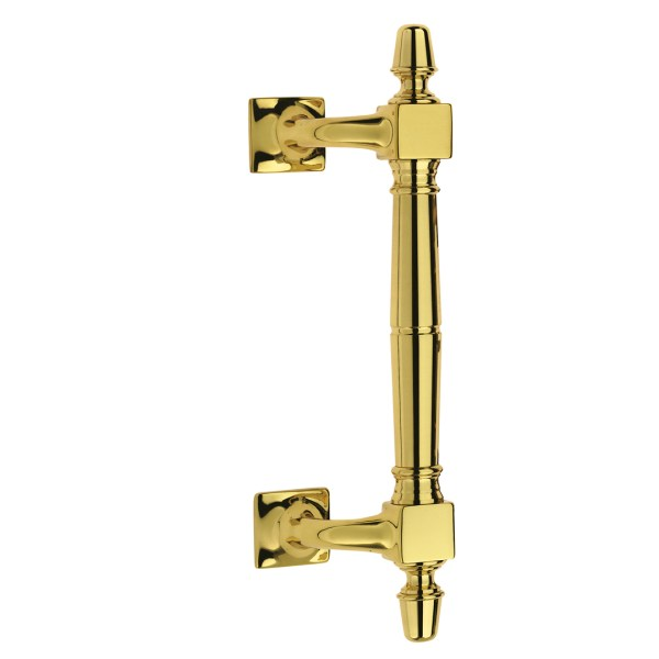 Pull handle polish brass rodi classique