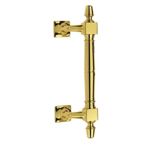 Pull handle polish brass rodi classique