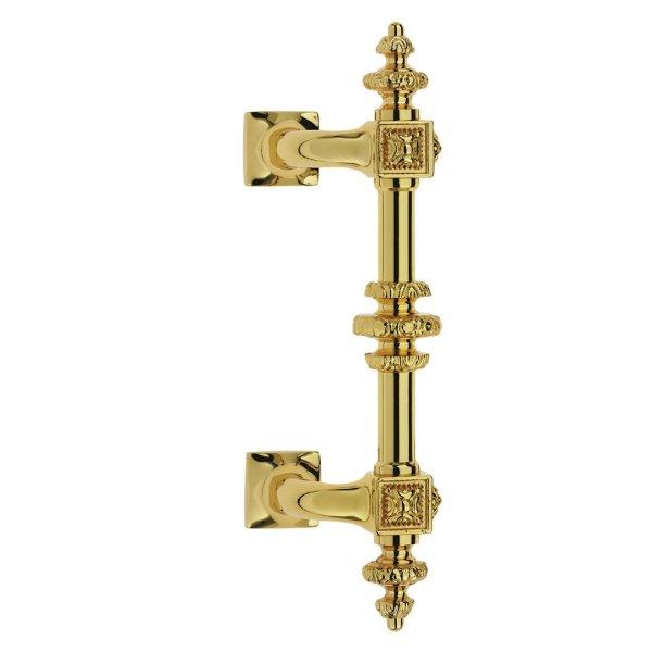 Pull handel Venezia polished brass Classique