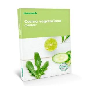 Libro de cocina - cocina vegana cookidoo - Thermomix Colombia