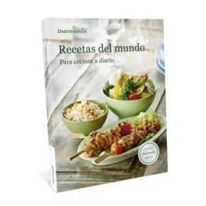 Libro de cocina - Recetas del Mundo Thermomix Colombia