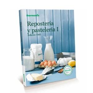 Libro de cocina repostería y pastelería 1 Thermomix Colombia