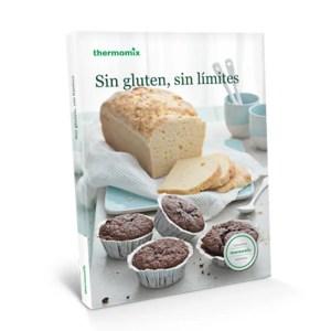 Libro de cocina sin gluten, sin límites Thermomix Colombia