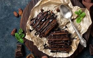 receta de brownie en thermomix
