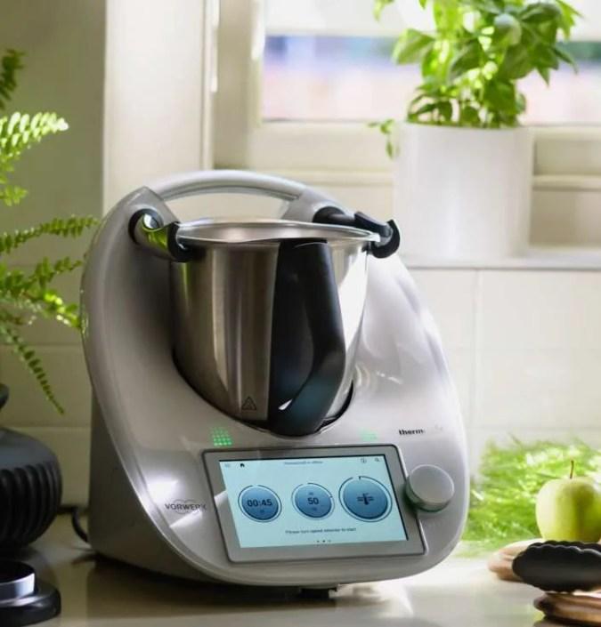 Robot de cocina thermomix-tm6