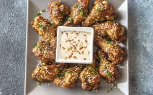 """""""Buffalo wings"""" alitas de pollo en Thermomix"""