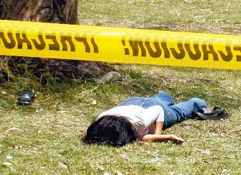 Asesinatos de mujeres