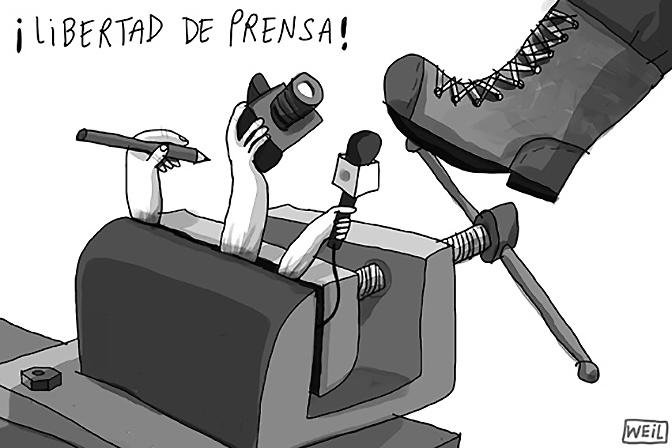 Libertad de Expresión: Un principio difícil de ejercer en Honduras