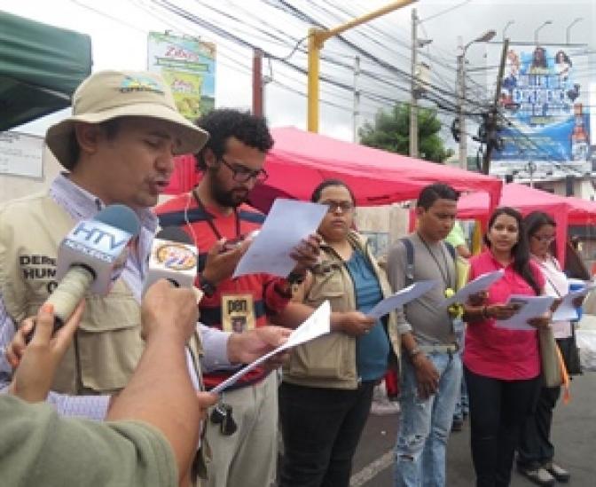 Poder Judicial sumiso al Ejecutivo y negación de derechos a huelguistas del Movimiento Indignados