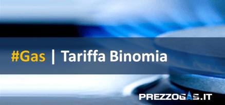 tariffa binomia gas