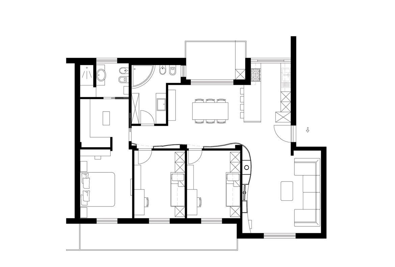 Casa Fa Lu Pasquale Raffa Architetto