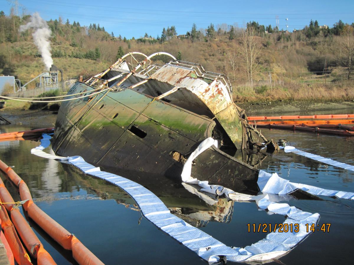 Washington State Cracks Down On Abandoned Boats PassageMaker
