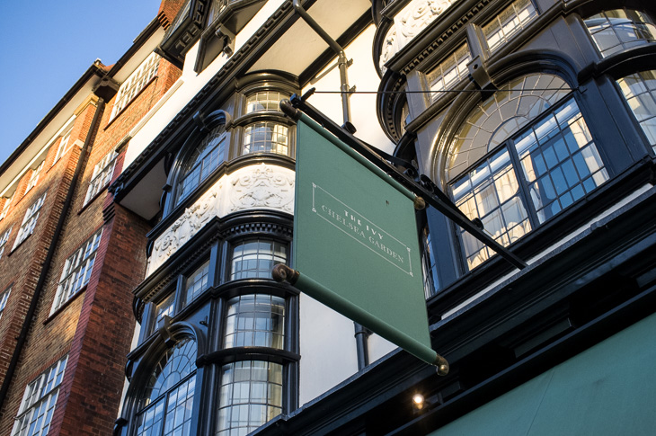 Travel Travel Gastronomica Gastronomica Restaurant The Ivy Chelsea Garden London