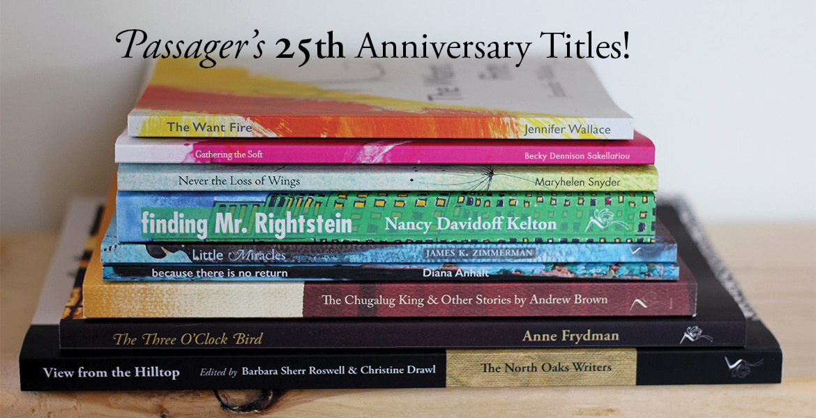 25th anniversary books