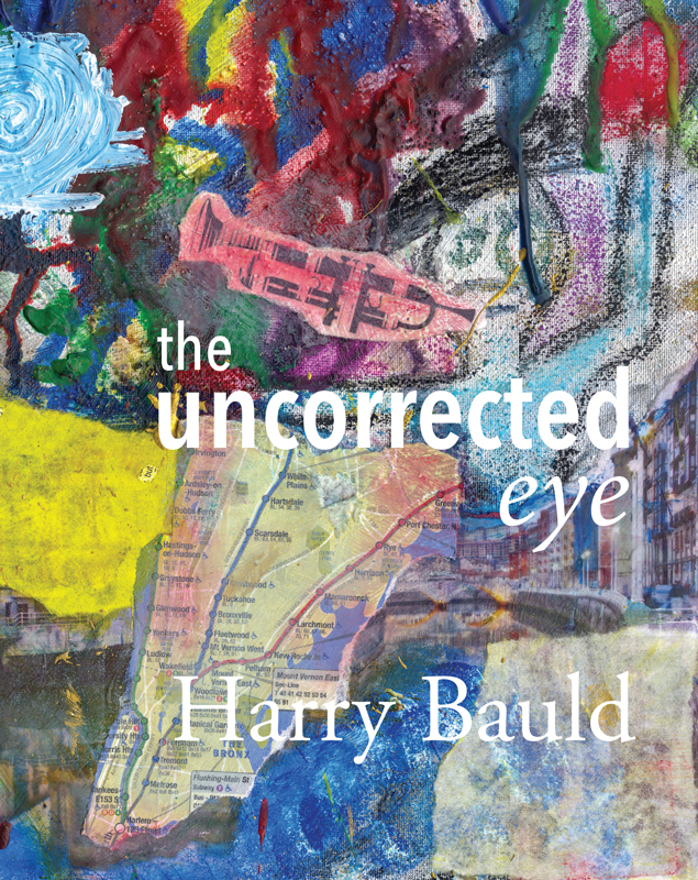 The Uncorrected Eye cover