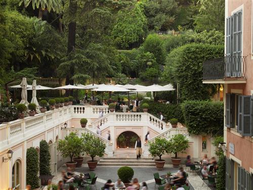 Hotel Russie Roma