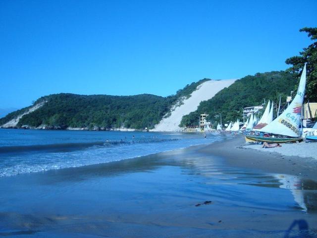 natal praia que é muito famosa no Brasil
