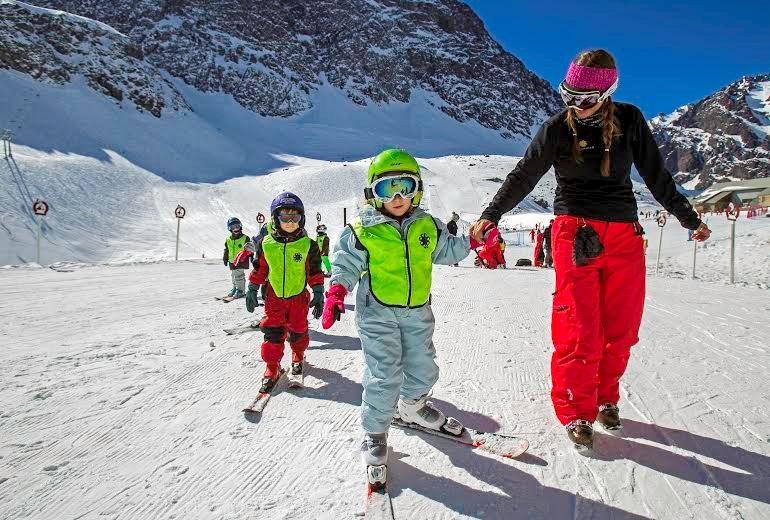 Temporada de esqui no Chile começa em julho