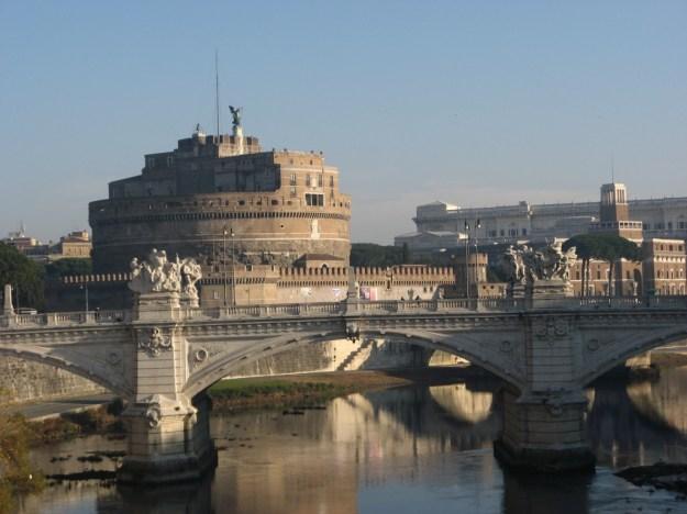 castelo sant angelo roma