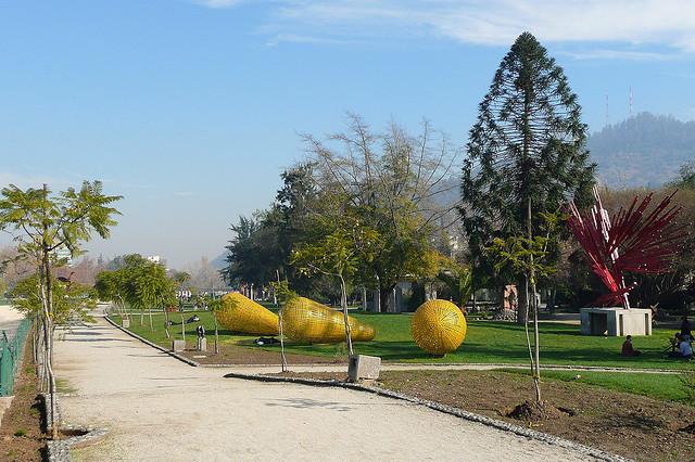 santiago_parque de las esculturas