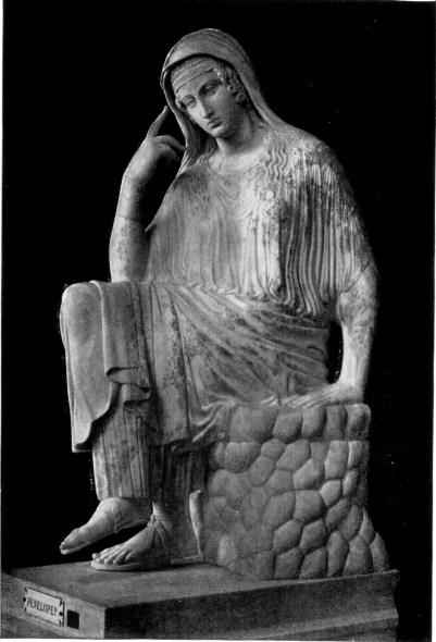Penelope Homer Odyssey Project Gutenberg eText - QUAIS AS LIÇÕES DA SÍNDROME DE PENÉLOPE?