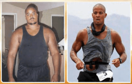 david goggins before and after - AS LIÇÕES IMPACTANTES DE DAVID GOGGINS