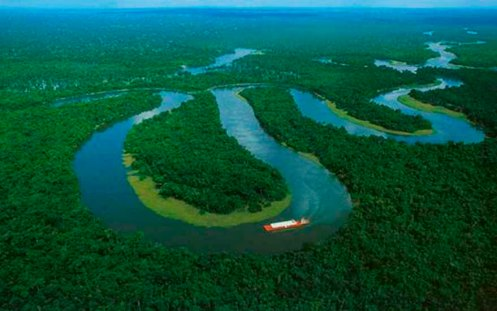 rio amazonas - ESCRAVO É AQUELE PODE MUDAR ALGO E NÃO FAZ NADA