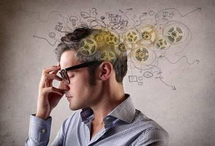 pensamento acelerado - A MENTE SÓ PREOCUPA COM PENSAMENTOS PASSADOS
