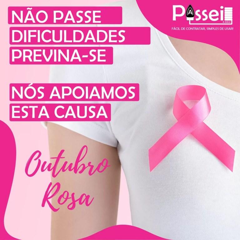 Campanha Cancer de mama